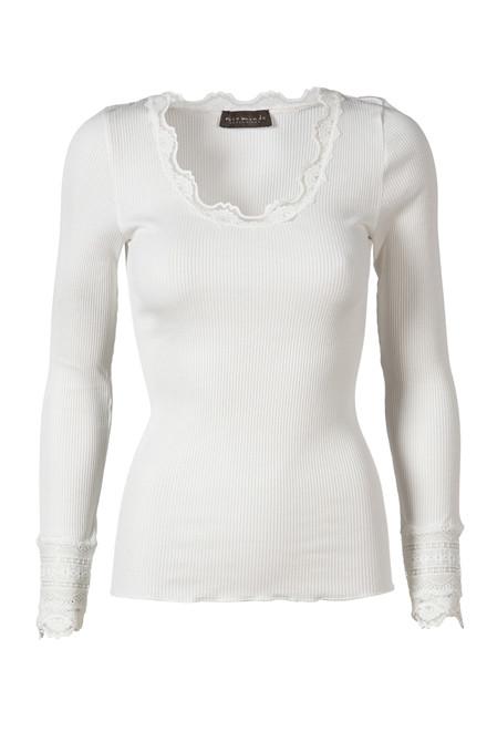 ROSEMUNDE silk t-shirt regular