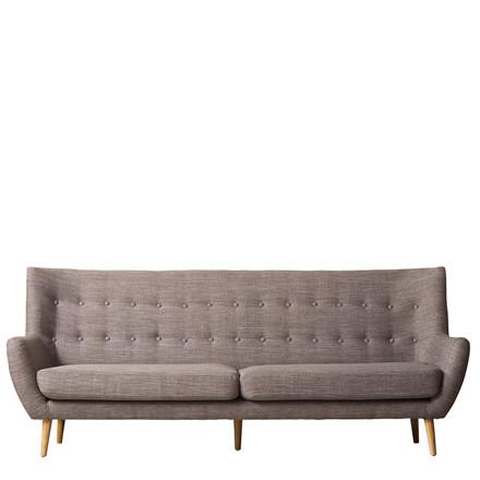 MIAMI XL sofa grå