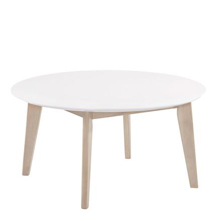 SEVA sofabord 90x45 cm hvid