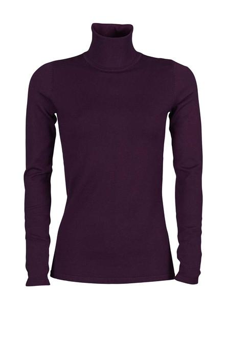 CRÉTON Linny rullekrave sweater