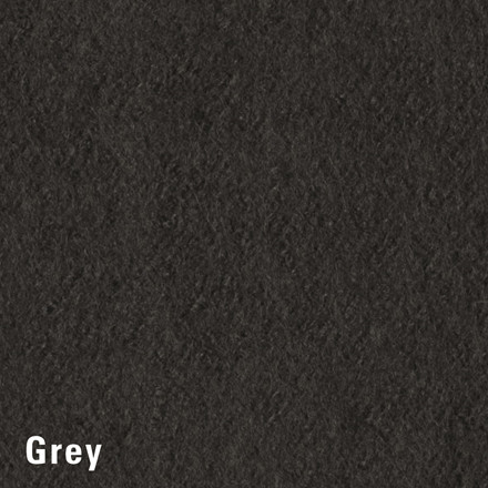 VICTOR® gyngestol uldfilt grå