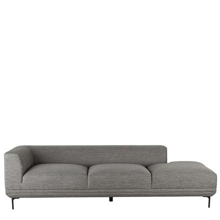 NEW YORK sofa venstrevendt