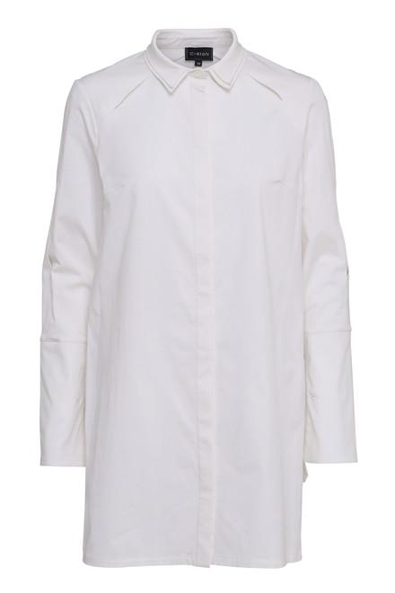 CRÉTON Agnee lang skjorte