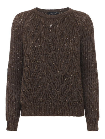 CRÉTON Bright sweater