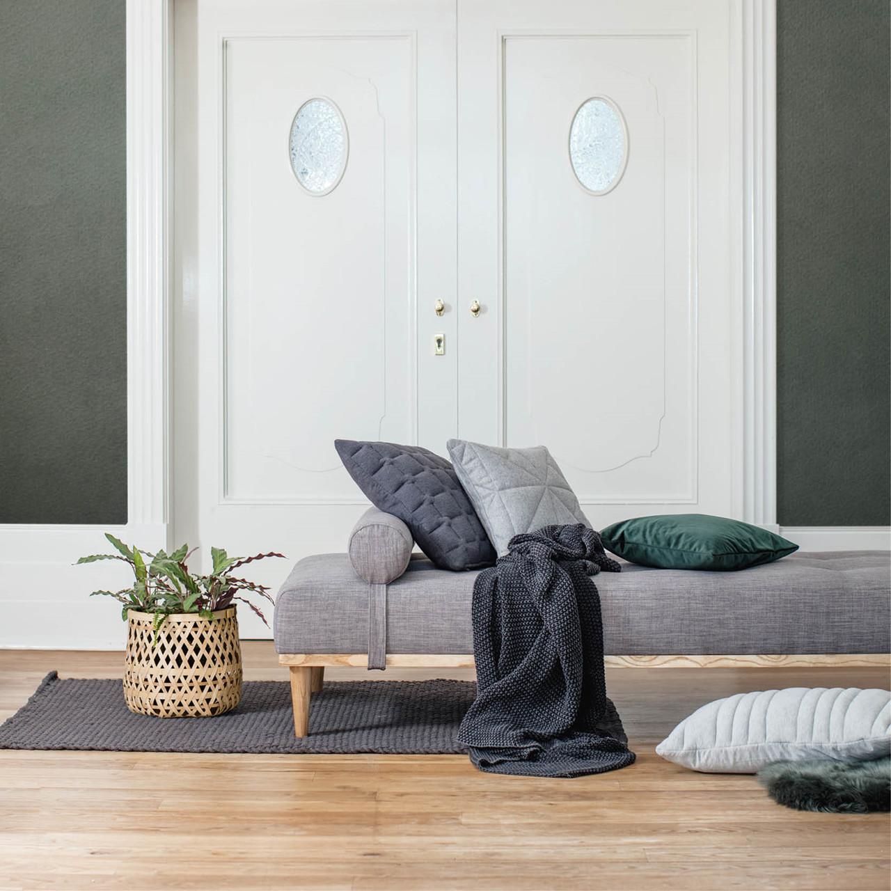 Cr ton maison nora quiltet pude 50 x 50 cm k b her for Creton maison