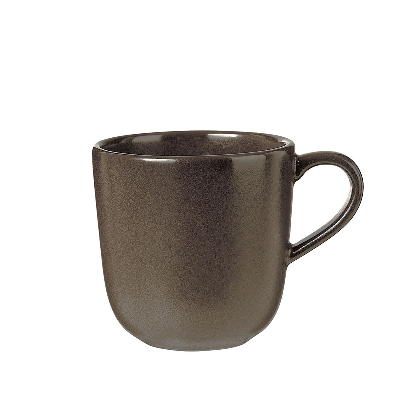Billede af AIDA RAW kaffekop metallic brown