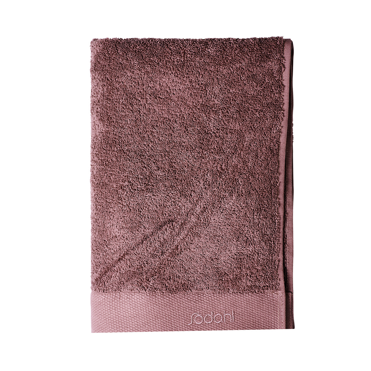 SÖDAHL Comfort håndklæde 70 X 140 dusty berry