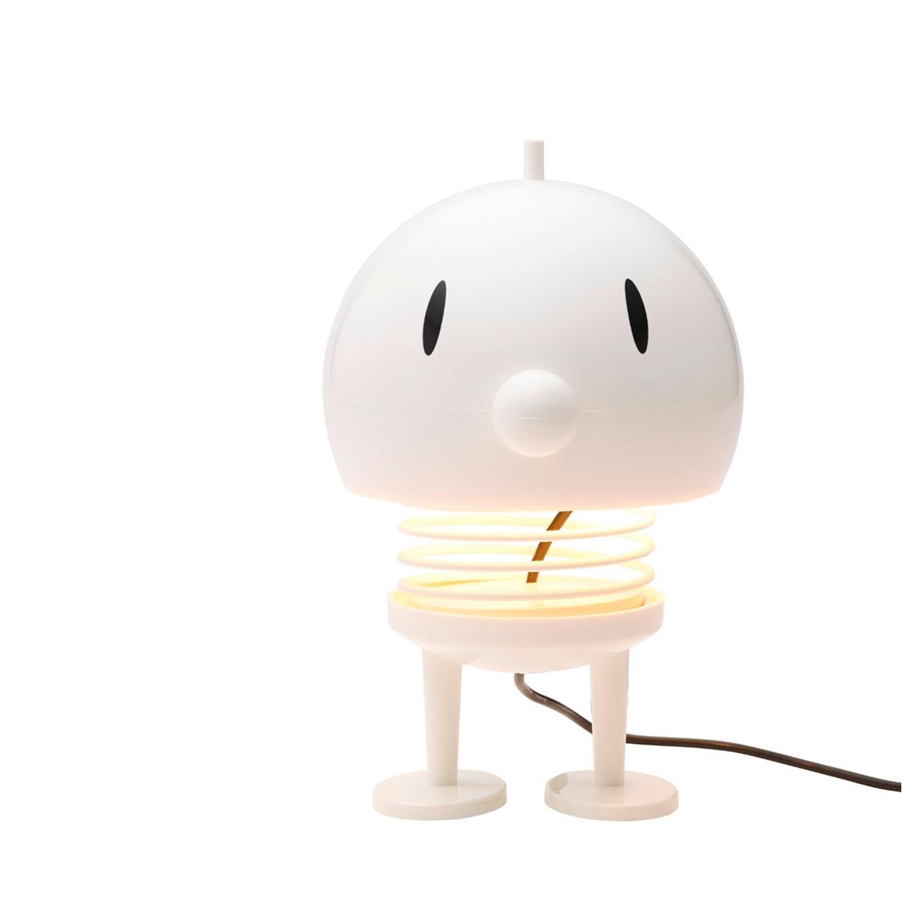 HOPTIMIST XL lampe hvid