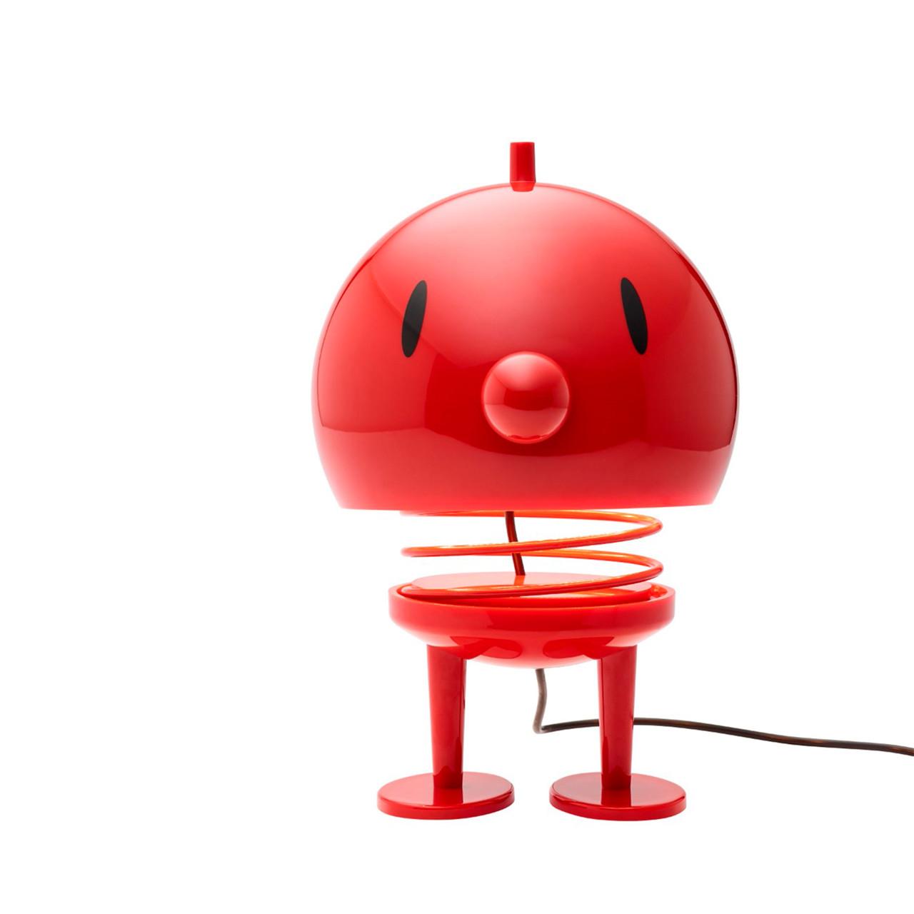 HOPTIMIST XL lampe rød