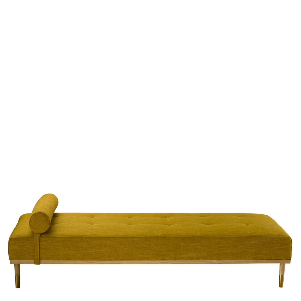 gul og gratis møbler GEORGIA II daybed gul gul og gratis møbler