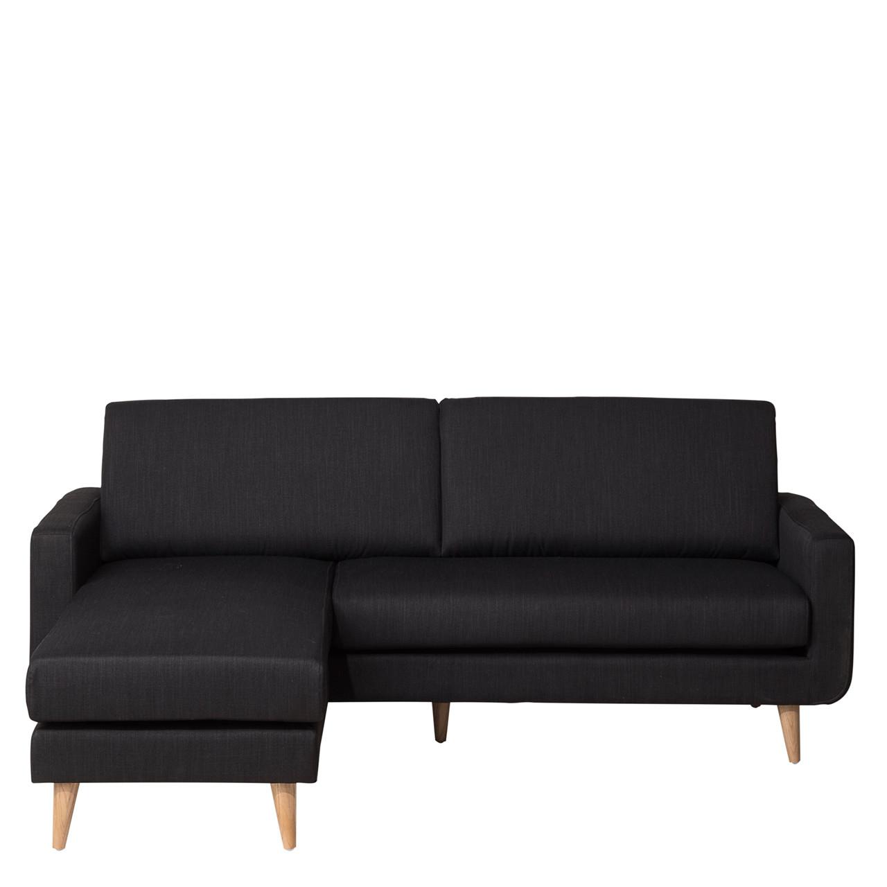 florida chaiselong mini sort. Black Bedroom Furniture Sets. Home Design Ideas