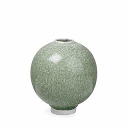KÄHLER  Unico vase lille mosgrøn 12,5 cm