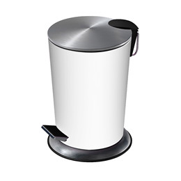 Södahl Touch toiletspand hvid