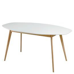 BLOOM spisebord hvid L 190 x B 100 cm