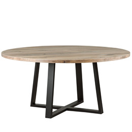 WOODLAND rundt bord Ø160 cm