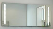 Spejl med LED lys 160 cm