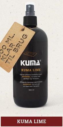 Kuma Lime kalkopløsningsmiddel - T38