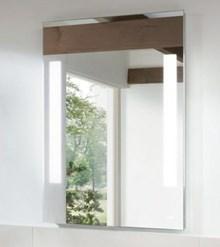 Spejl med lys - 60 cm - LED