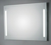 Speil med lys - 100 cm - LED
