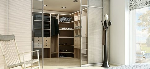walk in closet indretning Walk in closet indretning  Se påklædningsrum her   nettoline.dk walk in closet indretning