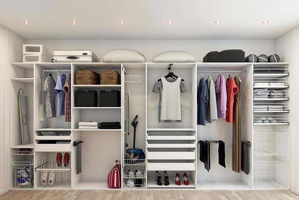 Ungdommelig Garderobe Inspirasjon | Kjøkken, bad og garderobe - nettoline.no CX-06