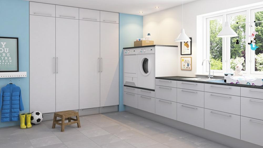 Siste Vaskeromsinspirasjon - Ideer til vaskerommet | Nettoline.no EW-64