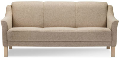 Baronesse Sofa 3 pers - stof