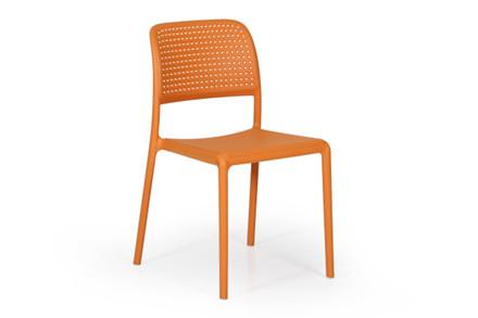Bora bistrot havestol - orange