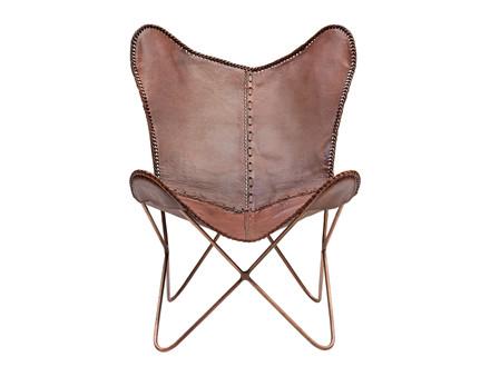 Melissa læder stol
