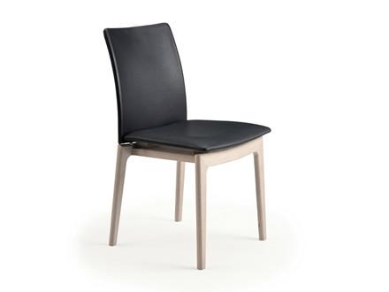 Skovby SM 63 spisebordsstol - læder