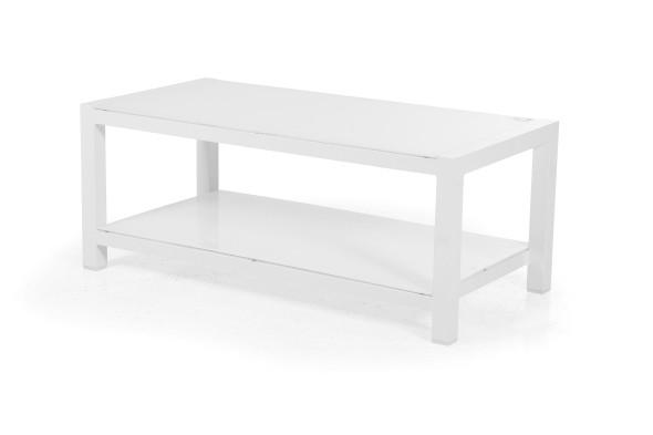 Balma loungebord - hvid