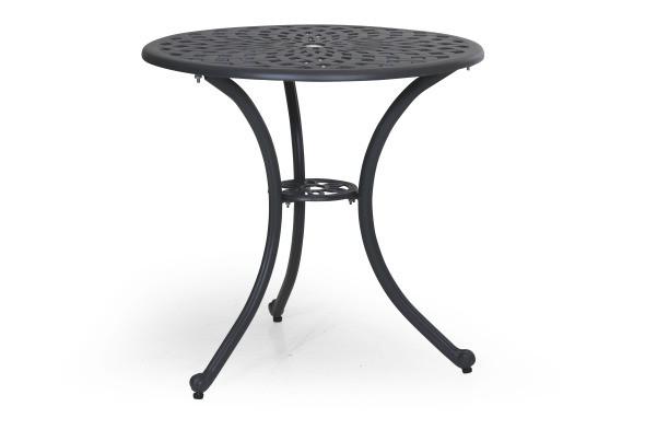 Arras kaffebord - grå aluminium