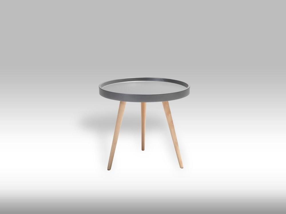 Opus sofabord - grå lille