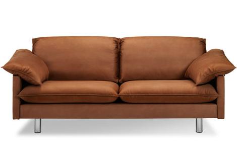 Bari Sofa 2½ pers. - tekstillæder
