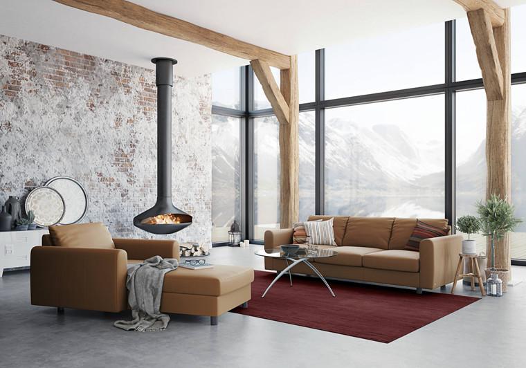 Stressless E700 - 3 pers. sofa