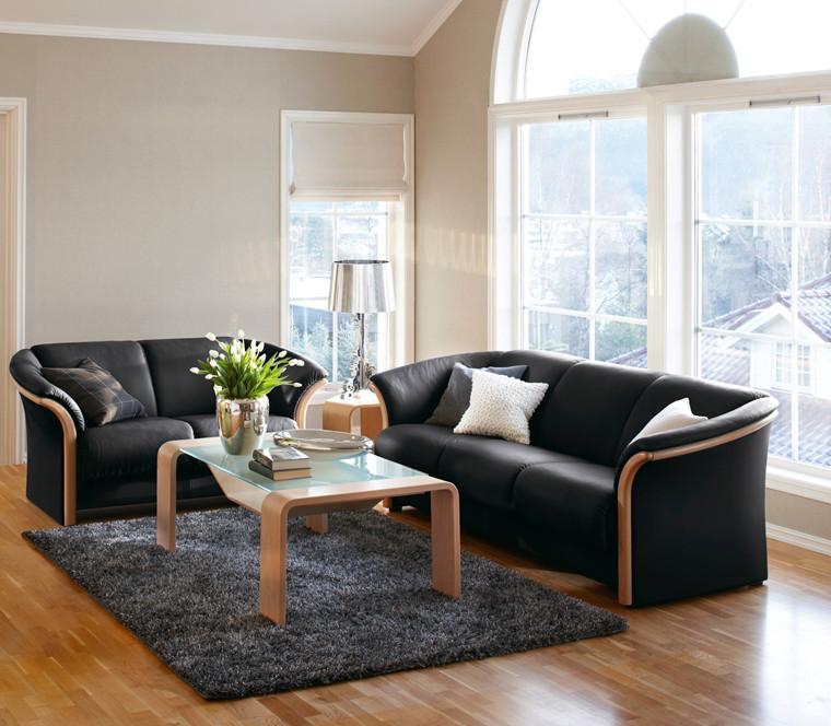 DEMOMODEL - Manhattan sofasæt 3+2 pers. - AFHENTNINGSTILBUD
