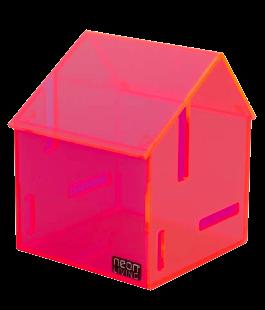 Neon Living House - pink box
