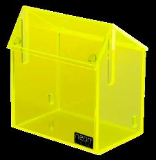 Neon Living House - gul box