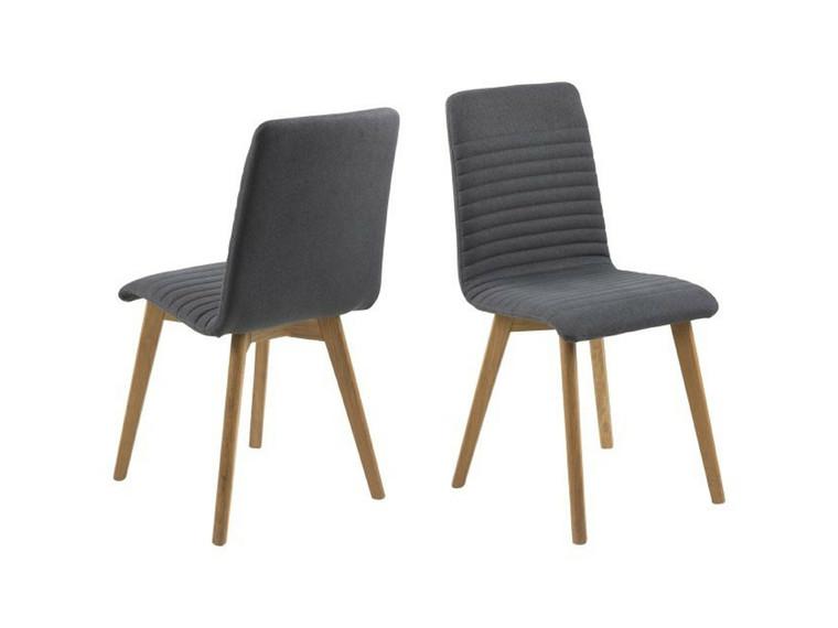 Arosa spisebordsstol - mørkegrå