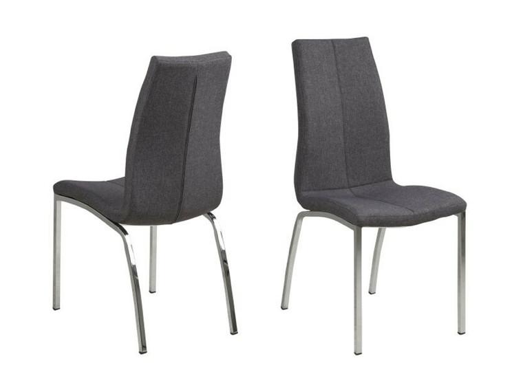 Asama spisebordsstol - grå