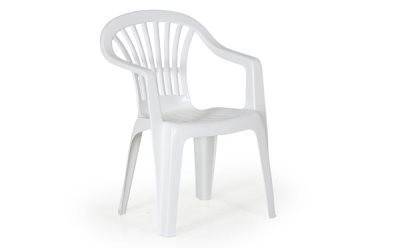 Altea havestol - hvid