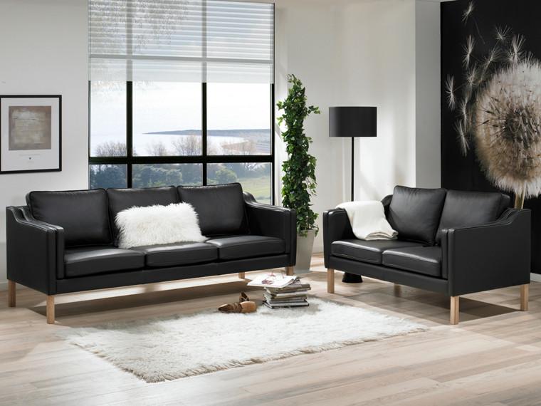 Clausholm sofasæt 3+2 pers.