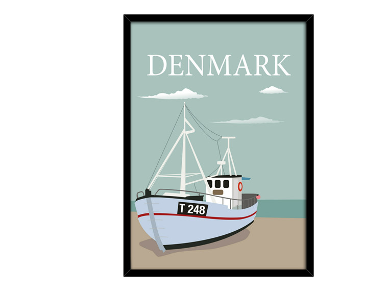 Denmark - Fishing boat