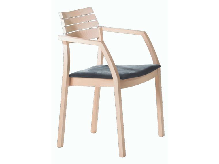 Icon spisebordsstol - læder