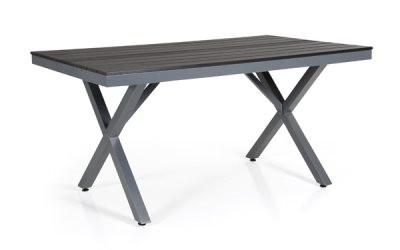 Leone havebord medium - grå