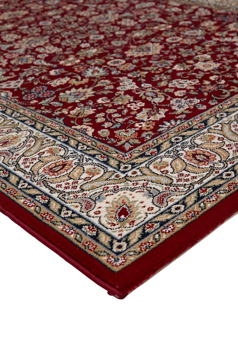 Maya rød tæppe