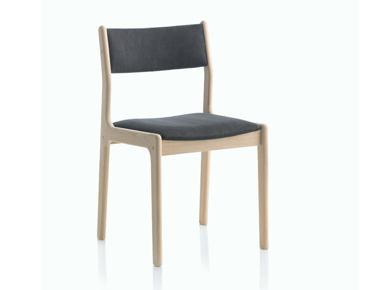 Nybøl spisebordsstol - læder