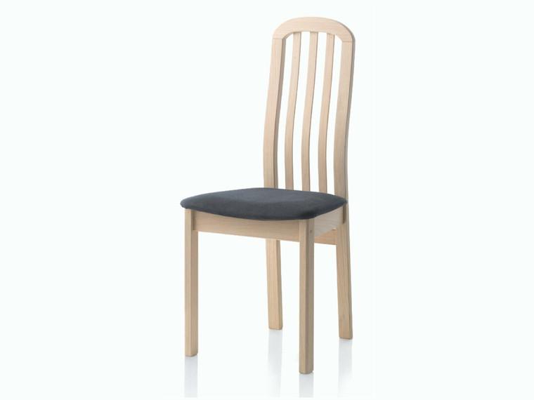 Ponti spisebordsstol - læder