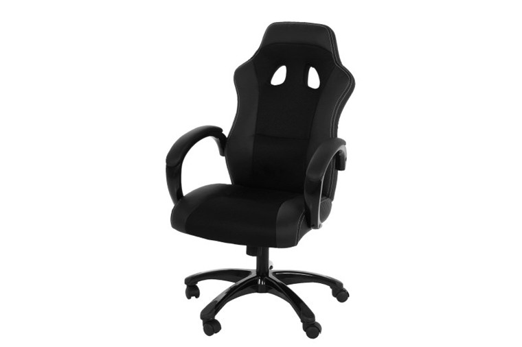 Race gaming chair - All Black