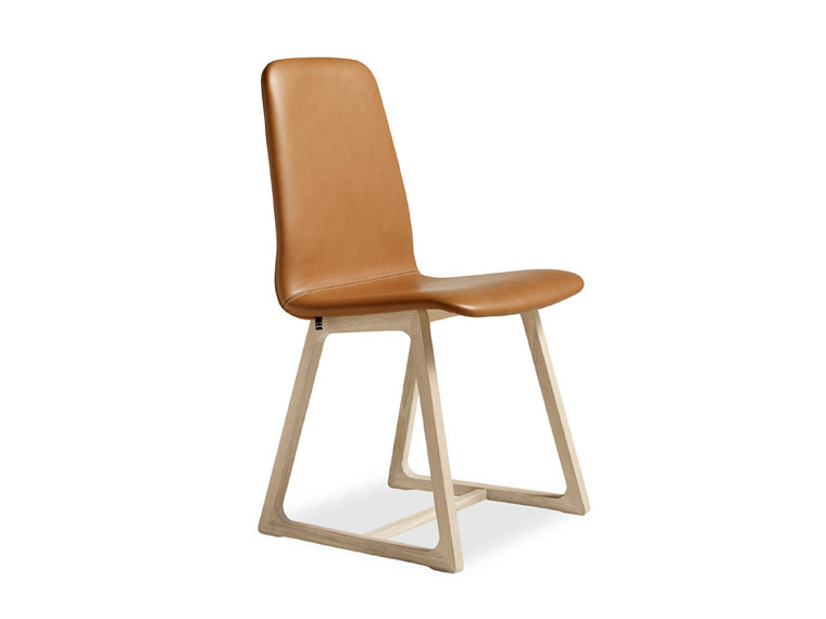 Skovby SM 40 spisebordsstol - læder